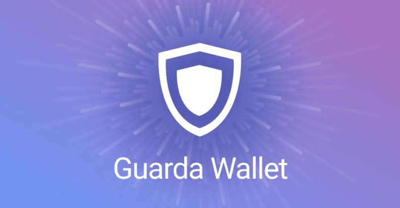 The logo of Guarda wallet - after you buy Cardano (ADA) in Australia, you can use this wallet to store it