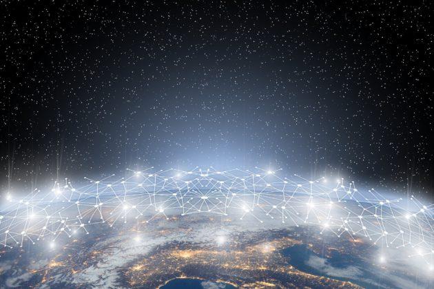 Blockchain network.
